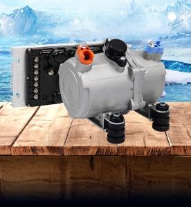 Block Lốc Máy Lạnh Điều Hoà Dùng Điện 12V - 24V