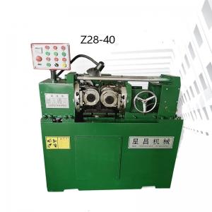 Máy Cán Ren Thuỷ Lực 2 Trục Z28-40